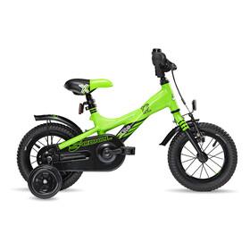 s'cool XXlite 12 - Vélo enfant - alloy vert